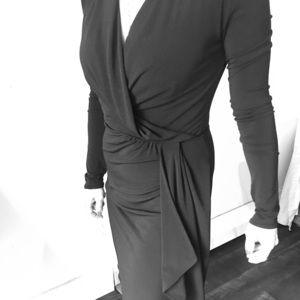 Victoria's Secret classic black dress